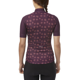 Giro Chrono Sport Jersey Women dusty purple palm burst